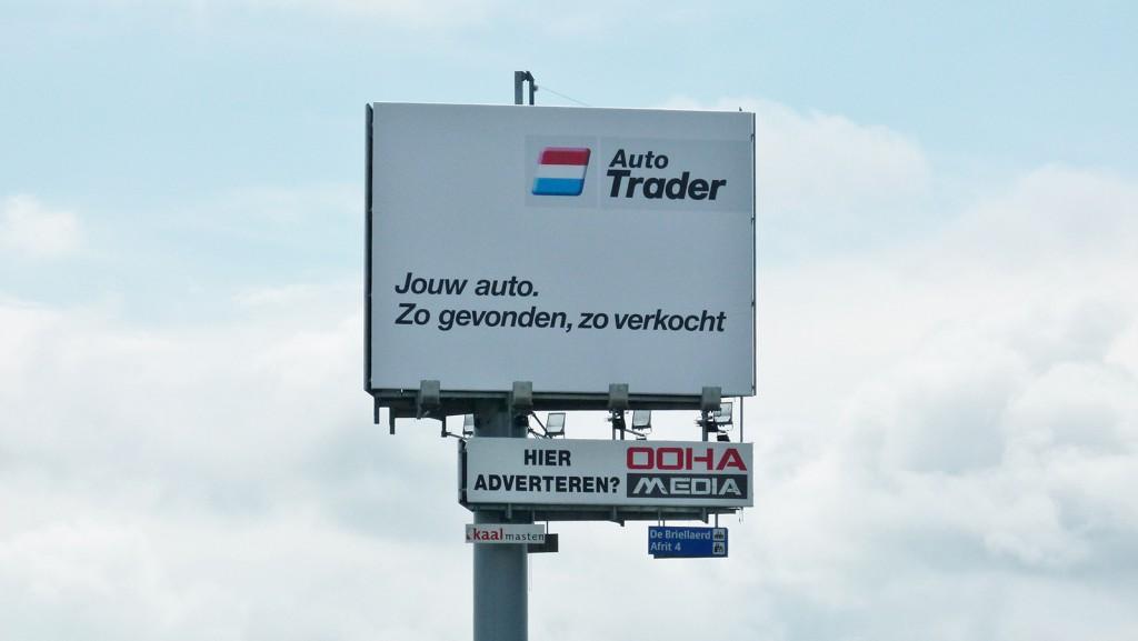 autoTrader-snelwegreclame