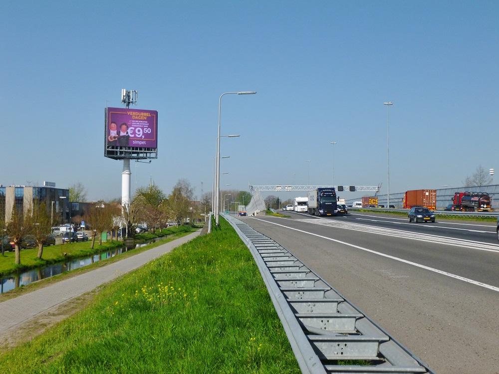 reclamemast-A15-hardinxveld-1000