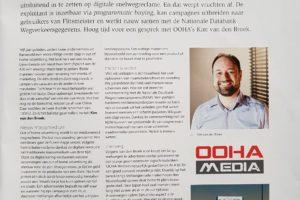 OOHA Media in Fonk Magazine